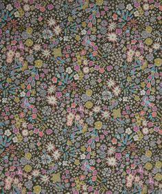 NEW SEASON! Liberty Art Fabrics Kayoko E Tana Lawn | Tana Lawn by Liberty Art Fabrics | Liberty.co.uk