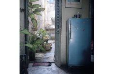 Olga Chagaoutdinova |A fridge and plants. Cuban Pictures |C-Print | 2007