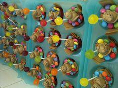 Teddy bear picnic cupcakes Build A Bear Birthday, Third Birthday, 1st Birthday Parties, Birthday Ideas, Teddy Bear Baby Shower, Bee Party, Birthday Desserts, Throw A Party, Bear Cakes