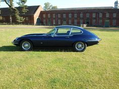 1971 Jaguar E-Type Series III V12 2+2 Coupe - Silverstone Auctions