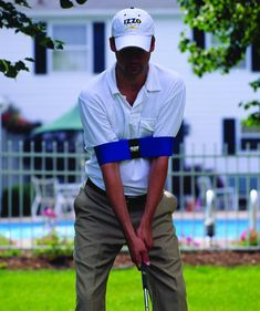 Expert Golf Tips For Beginners Of The Game. Golf is enjoyed by many worldwide, and it is not a sport that is limited to one particular age group. Not many things can beat being out on a golf course o Golf Swing Training Aids, Golf Training, Golf Swing Speed, Swing Trainer, Golf Outing, Golf Drivers, Golf Tips For Beginners, Golf Exercises, Golf Lessons