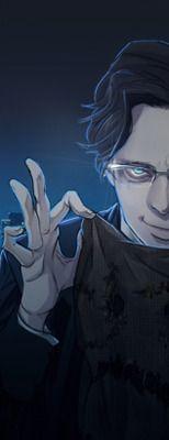 Scarecrow / Dr. Jonathan Crane illustration