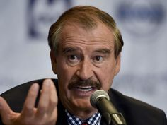 Former Mexican President Vicente Fox: Trump Reminds Me of Hitler. Vicente Fox is a liar as well as being a Rat Bastard.