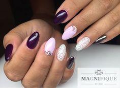 #violetnails #fioletowepaznokcie #indigonails #nailpaint #nailstagram #nails #nails2inspire #nailsart #nailartaddict #nailpolish #nailsoftheday#nailartist #gelpolish #gelnails #paintgel #wzorkinapaznokcie #wzorynapaznokcie #pieknepaznokcie #migdałki #metalmanix