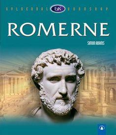 """""""Romerne"""" av Simon Adams Reading, Books, Libros, Word Reading, Book, Reading Books, Book Illustrations, Libri"""