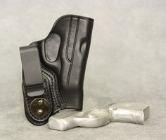 Inside the Waistband Leather Holster for Ruger LCP. Holster comes in black or brown and has ambidextrous capability (left or right hand draw). The clip can be removed and placed on the opposite side of the holster for left hand draw or small of back carry. $54.99 #holster #concealedcarry #IWB #Ruger #RugerLCP #LCP Leather Holster, Holsters, Ruger Lcp, Concealed Carry, How To Draw Hands, Shops, Magazine, Amazon