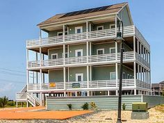 Just+One+More+Day:+6+BR+Oceanview+home+in+Rodanthe+-+with+game+room+and+pool+++Vacation Rental in Cape Hatteras from @homeaway! #vacation #rental #travel #homeaway