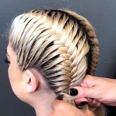 (notitle) Y yo con estos pelos Frisuren hochzeit Geflochtene Frisuren Summer Hairstyles, Pretty Hairstyles, Braided Hairstyles, Heart Hairstyles, Model Hairstyles, 80s Hairstyles, Perfect Hairstyle, Hair Videos, Hair Hacks