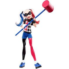 DC Comics Super Hero Girls 12 inch Action Figure - Harley Quinn - Visit to grab an amazing super hero shirt now on sale!