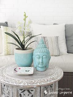 Buda an flowerpot from BANAK.