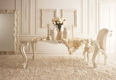 classic style dining table LORD GIUSTI PORTOS