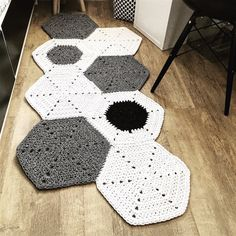 Crochet Rug/Rugs/Rug/Area Rugs/Floor Rugs/Rectangular