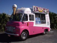ice cream trucks for sale by owner | ... Ice Cream Van. Fully restored and selling the Best Soft Serve Ice