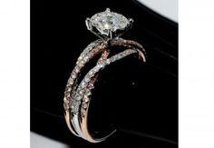 Unique diamond engagement rings for women – 1