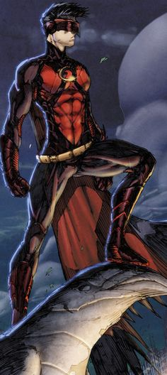 Tim Drake (Red Robin)