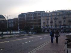 Piazza Cavour - Como (CO) 25.11.2014 - 15.45h