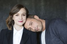 Carey Mulligan and Matthias Schoenaerts by Todd Plitt for USA TODAY