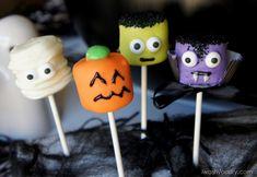 Le ricette di Francy: Mostri dolci di Halloween