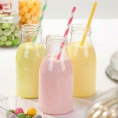 Childrens Mini Milk Bottles