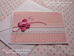 Cartão - Scrapbook