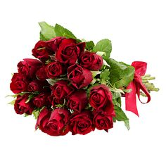 Purely roses! Fresh from the market.Delivery includes: 15 red roses.The bottom 1/3 is defoliated and the thorns have been removed. 1 package of flower nutrients and nursing instructions.