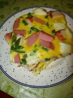 Hawaiian Pizza, Quick Easy Meals, Breakfast Recipes, Deserts, Dishes, Easy Recipes, Diet, Easy Keto Recipes, Desserts