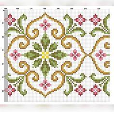 Cross Stitch Pillow, Cross Stitch Tree, Cross Stitch Borders, Cross Stitch Flowers, Cross Stitch Charts, Cross Stitch Designs, Cross Stitching, Cross Stitch Embroidery, Embroidery Patterns