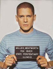 Wentworth Miller alias Michael Scofield | by amberle2001