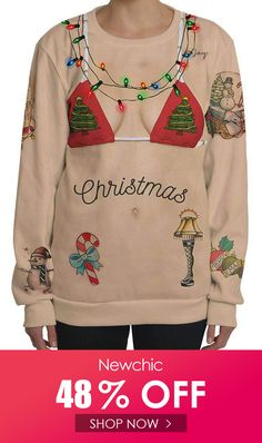Casual Christmas Cartoon Print Long Sleeve Sweatshirt can show the feminine elegance well, get best women Hoodies & Sweatshirts online. Disney Sweatshirts, Funny Sweatshirts, Sweatshirts Online, Hoodies, Sweatshirt Refashion, Sweatshirt Outfit, Christmas Cartoons, Outerwear Women, T Shirts For Women