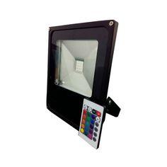 Προβολέας Led RGB 50 Watt 230 Volt  Αν ενδιαφέρεστε για αυτό το προϊόν επικοινωνήστε μαζί μας Προβολέας++LED+Μαύρος+50W+RGB+με+Τηλεχειριστήριο+IP65 Led Cob, Spot Led, Ipad, Phone, Outdoor Projector, Intex Swimming Pool, Color Temperature, Light Fixture