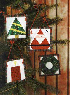 Patchwork ornaments or potholder?