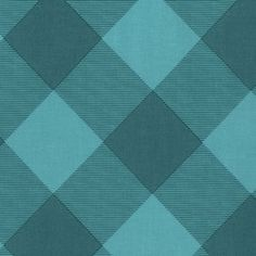 Joel Dewberry Sale Fabric - Modernist Pure Plaid in Aegean Blue Fabric by the Yard - Checkered GIngham Fabric - Preppy Quilt Dress Fabric Fabric Shop, Cool Fabric, Fabric Labels, Modern Fabric, Fabric Design, Needlework, Sewing Patterns, Plaid, Crafty