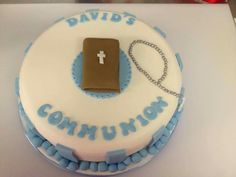 Confirmation Cakes, Communion, Birthday Cake, Desserts, Food, Tailgate Desserts, Deserts, Birthday Cakes, Essen