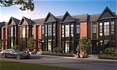King George School Lofts & Townhomes by The Rose Corp, New Homes in Newmarket ON Real Estate Investor, Real Estate Marketing, Mls Listings, Park Avenue, King George, Rental Property, Lofts, Townhouse, Toronto