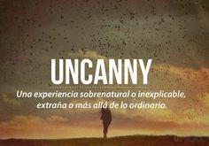 "ÉL es mi ""uncanny"""