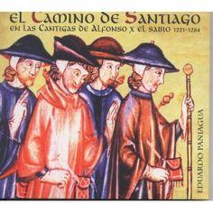 El camino de Santiago en las cantigas de Alfonso X el Sabio 1221-1284 - It's so beatifull