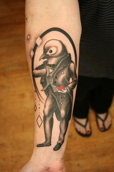 Nathan Kostechko - They Are Gone    so good. want a tattoo from this man so badly.