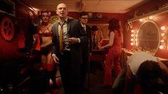 Actor Toby Huss Croons 'California Über Alles' as Rudi Casoni, Frank Sinatra's Bastard Son