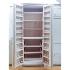 Double Larder Interior for 1200mm Wide Double Larder