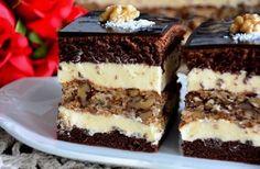 Whole Food Recipes, Cake Recipes, Dessert Recipes, Cooking Recipes, Romanian Desserts, Romanian Food, Easy Cake Decorating, Cake Ingredients, Food Cakes