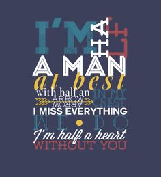 Half a Heart - One Direction