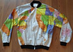 157 best i love maps images on pinterest good ideas old maps and tyvek usa world map jacket xxl supreme cap 80s hip hop retro indie polo sport gumiabroncs Gallery