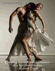 Is this why we dance?