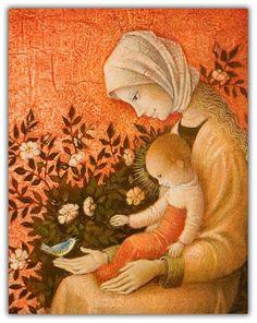 Madonna and Child by Bradi Barth