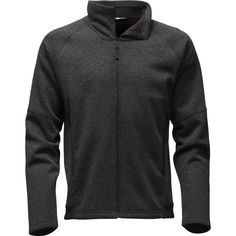 The North Face Men's Far Northern Full Zip Fleece Jacket, Size: Small, Black