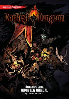 The Darkest Dungeon Monster Manual is here!After a year of writing, designing and most importantly playtesting i give you my first Monster Manual! Take on the apprentice level monsters based on Red. Dungeons And Dragons Books, Dnd Dragons, Dungeons And Dragons Homebrew, The Apprentice Book, Lost Mines Of Phandelver, Dungeon Master's Guide, Dnd 5e Homebrew, Darkest Dungeon, Dnd Monsters