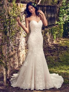 b7a2fb6b42e The top 27 Maggie Sottero Wedding Dresses images in 2019
