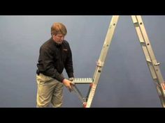 Little Giant Work Platform - YouTube