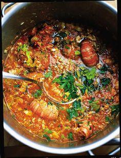 Recetas de salmón, cazuela de pescado y más   Jamie Oliver recetas