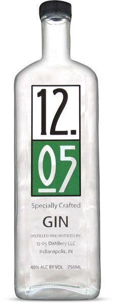 12.05 Gin   Artisan Awards